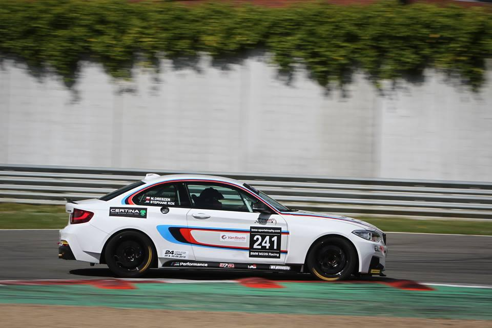 3rd race of the BMW M235i Cup